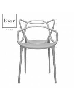 Chaise Kartell gris