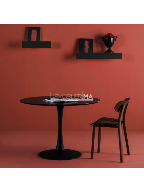 TABLE ZUIVER BLACK