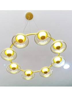 Lustre 8 Lights