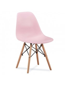 Chaise OSLO PINK