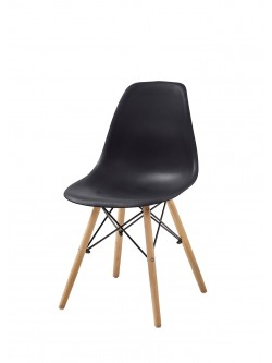 Chaise SCANDINAVE BLACK
