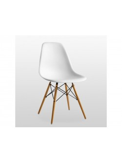 Chaise SCANDINAVE WHITE